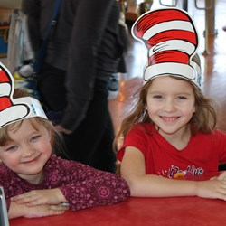 Dr. Seuss Birthday at Jumps n Jiggles