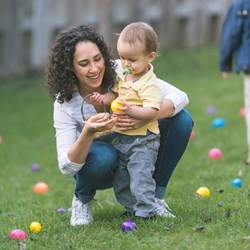 Egg Hunt at Home
