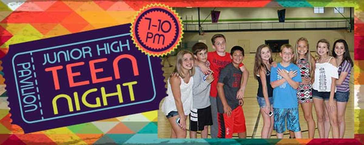 Jr. High Teen Night
