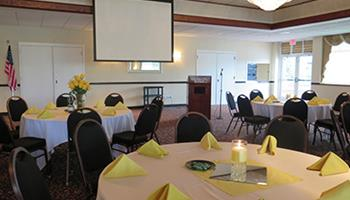 Banquet Room Rental Business Event