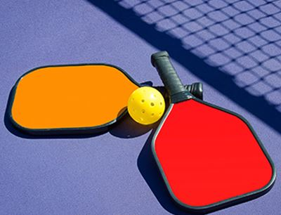Over 40 Pickleball