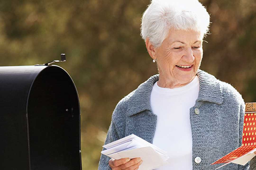 Adult Center Information Mailing