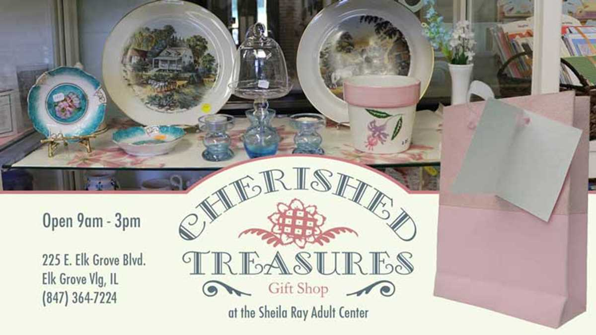Cherished Treasures  Gift Shop