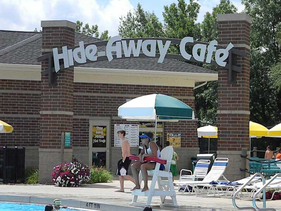 Hide-Away Cafe