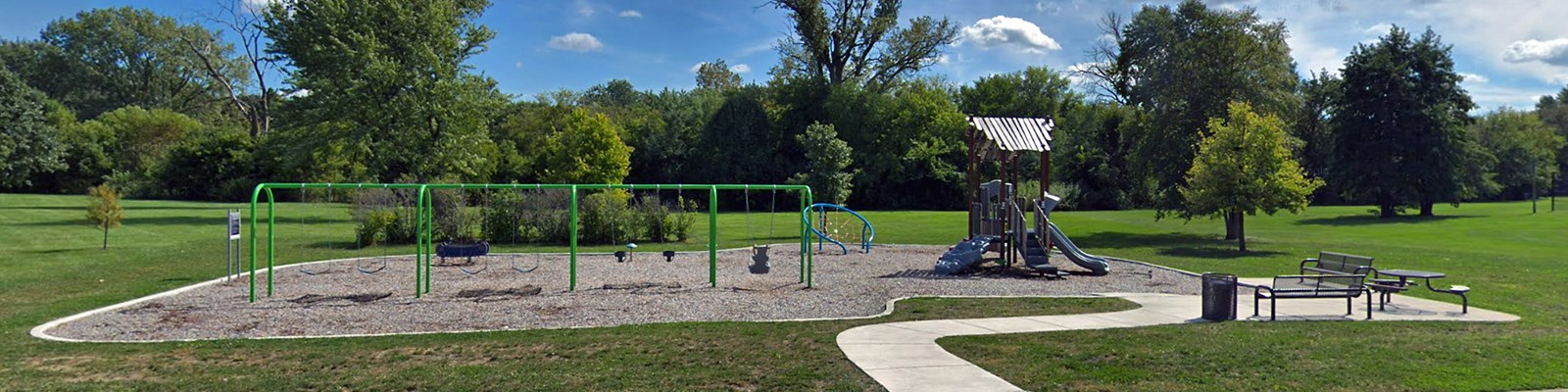 Burbank Park, Athletic Fields, Playground and Fun