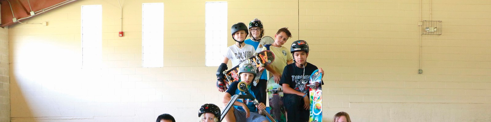 Skate Park Rentals, Land your next event at Audubon Indoor Skate Park