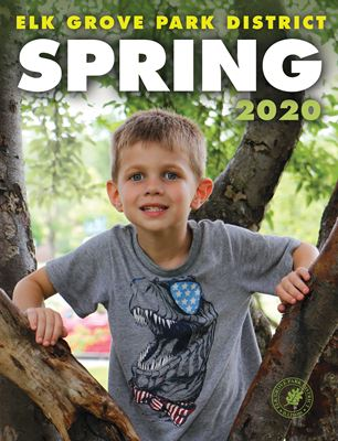 Spring Parks and Recreation Catalog