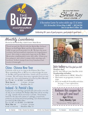 Buzz Newsletter