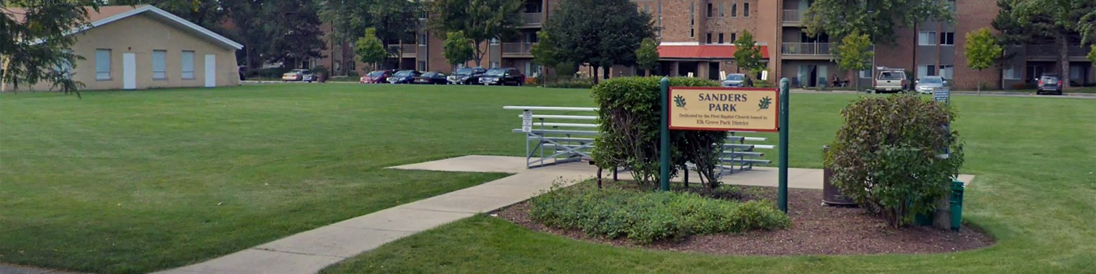 Sanders Park, Soccer Field, Picnic Area and More