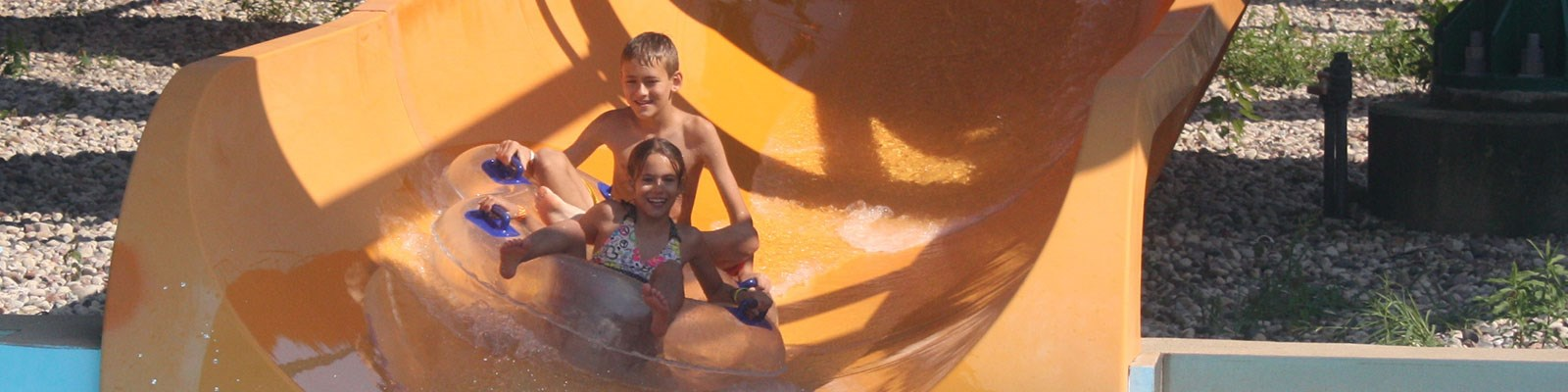 Rainbow Falls Waterpark Attractions,